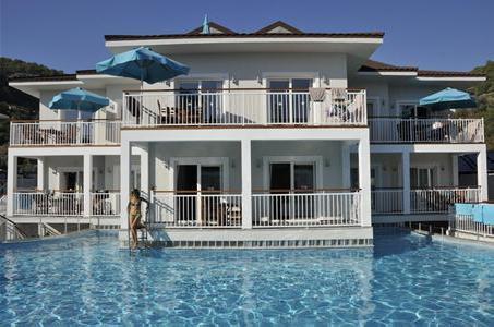 Holidays at Mozaik Swim Up Apartments and Hotel in Olu Deniz, Dalaman Region