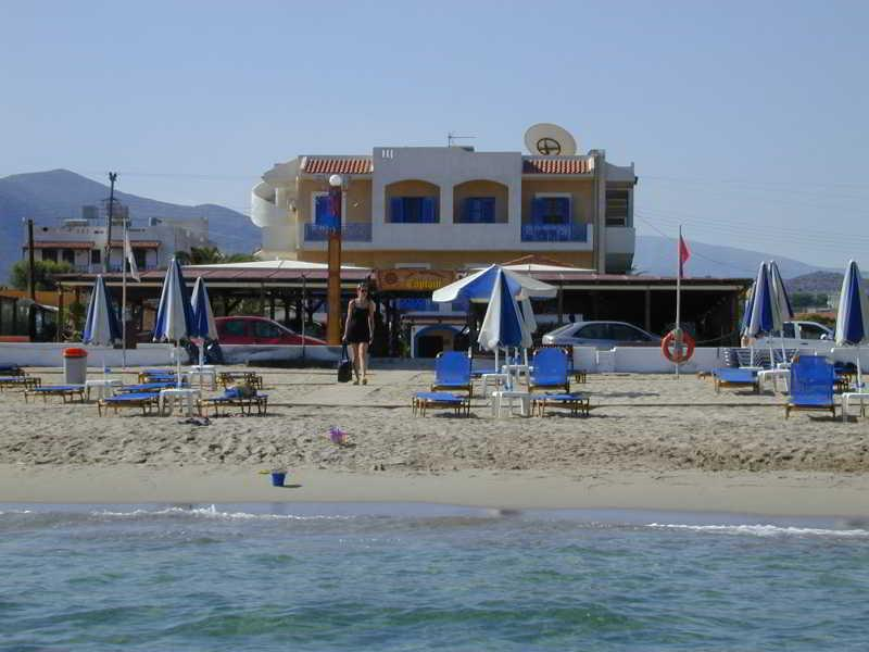 Holidays at Mikes Beach Apartments and Studios in Anissaras, Hersonissos