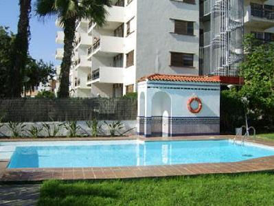 Holidays at El Chaparral Apartments in Playa del Ingles, Gran Canaria