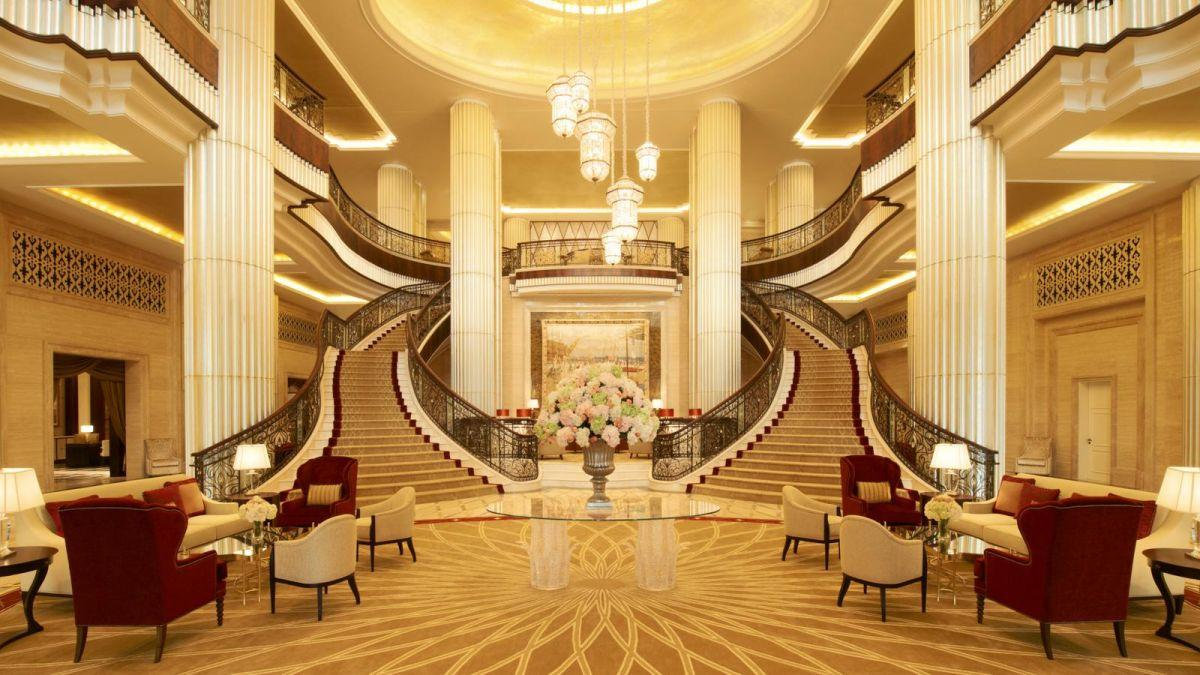 Holidays at St Regis Abu Dhabi Hotel in Abu Dhabi, United Arab Emirates