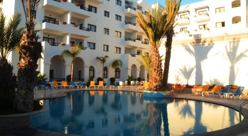Holidays at Atlantic Palm Beach Hotel in Agadir, Morocco