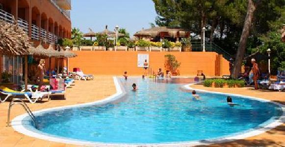 Holidays at Valentin Park Apartments in Paguera, Majorca