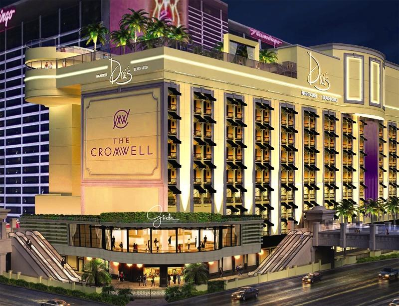 Holidays at The Cromwell Las Vegas in Las Vegas, Nevada