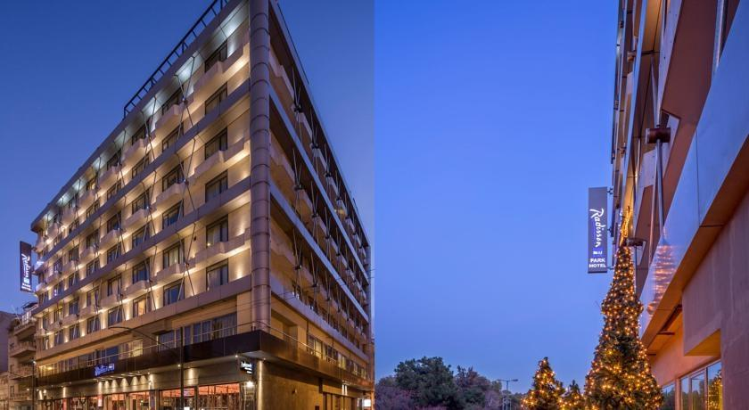 Holidays at Radisson Blu Park Hotel Athens in Athens, Greece