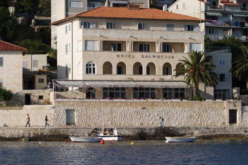 Holidays at Villa Dalmacija Hotel in Hvar Island, Croatia