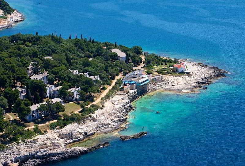 Holidays at Verudela Beach and Villa Resort in Pula, Croatia