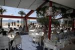 Sea Facing Restaurant Terrace at Les Dunes Suites