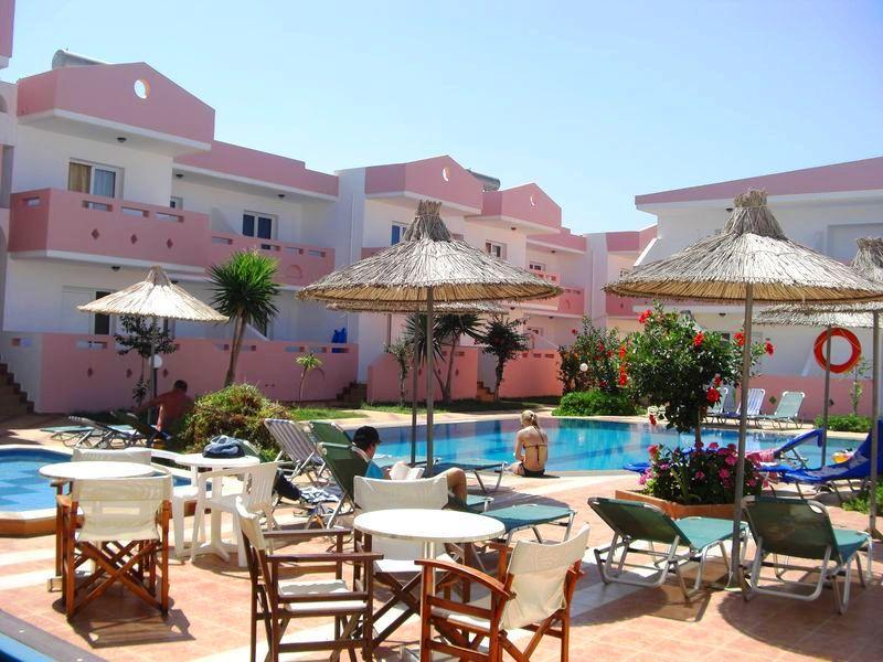 Holidays at Anthoula Village Hotel in Analipsi Hersonissos, Hersonissos
