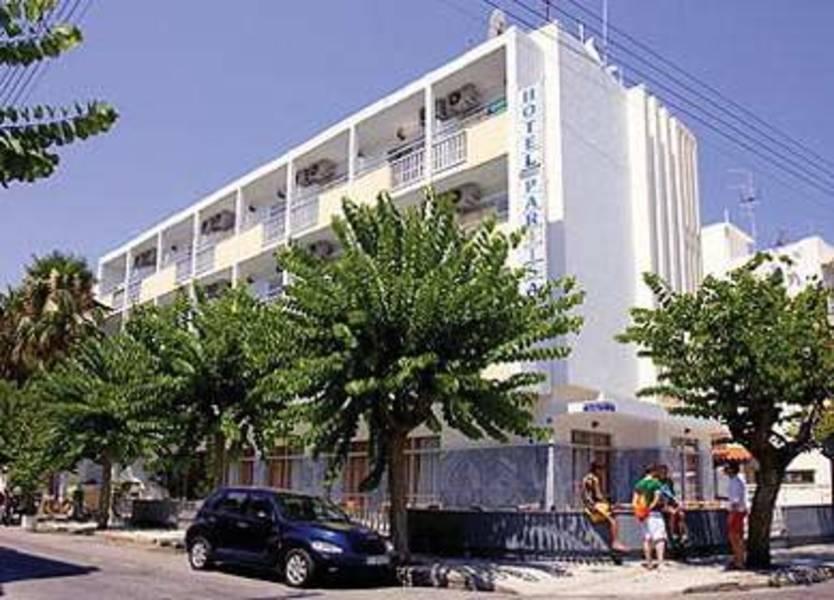 Holidays at Dimitris Paritsa Hotel in Kos Town, Kos