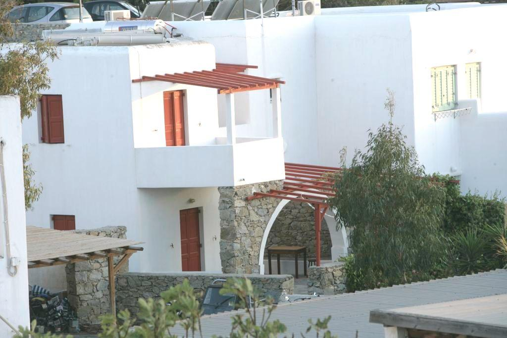 Holidays at Vrissi Pension in Mykonos Town, Mykonos