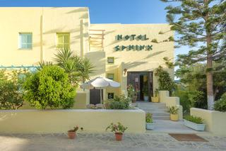 Holidays at Sphinx Hotel in Naxos Town, Naxos Island