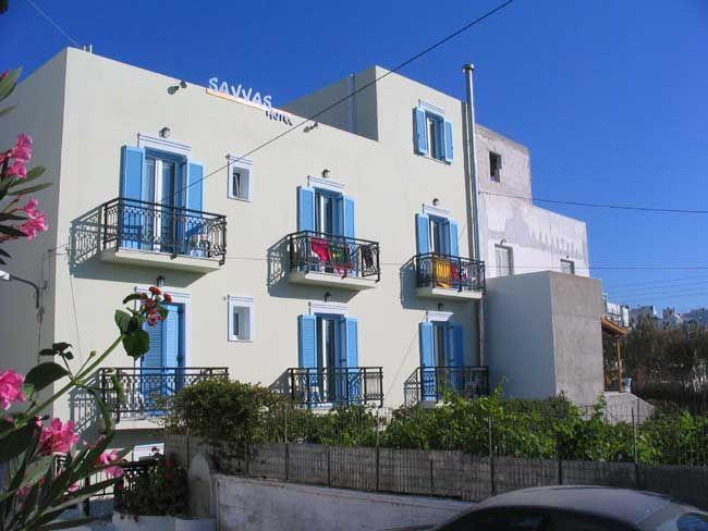 Holidays at Savvas Hotel in Naxos Town, Naxos Island