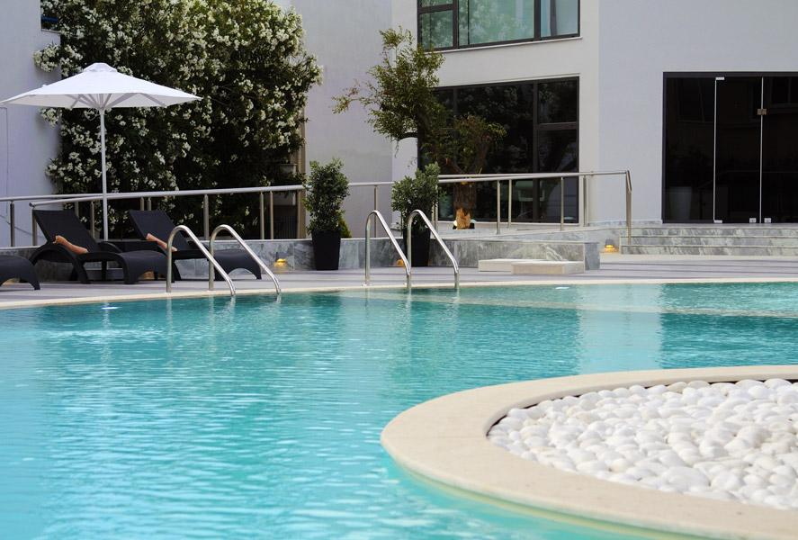 Holidays at Ostria Sea Side Hotel in Hanioti, Halkidiki