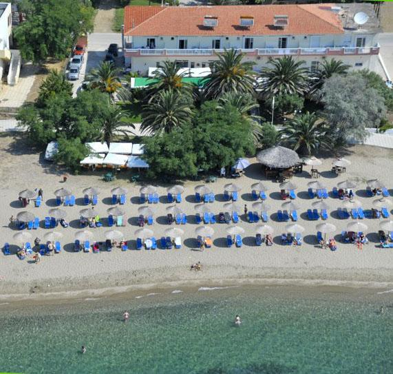 Holidays at Possidona Beach Hotel in Gerakini, Halkidiki