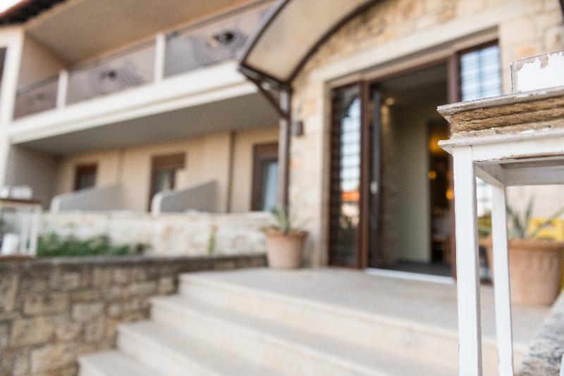 Holidays at Stamos Hotel in Afitos, Kalithea Halkidiki