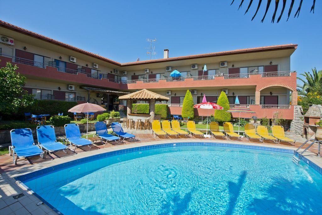Holidays at Zeus Hotel in Afitos, Kalithea Halkidiki