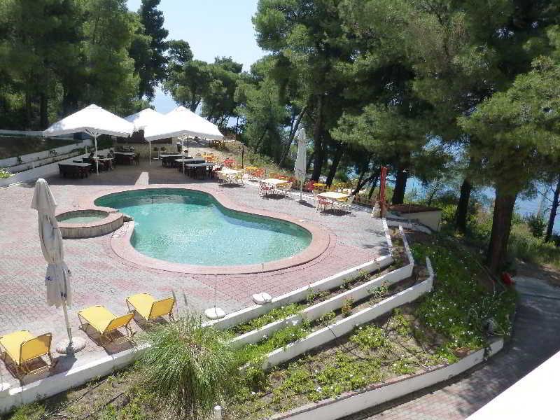Holidays at Dryades Hotel in Siviri, Possidi