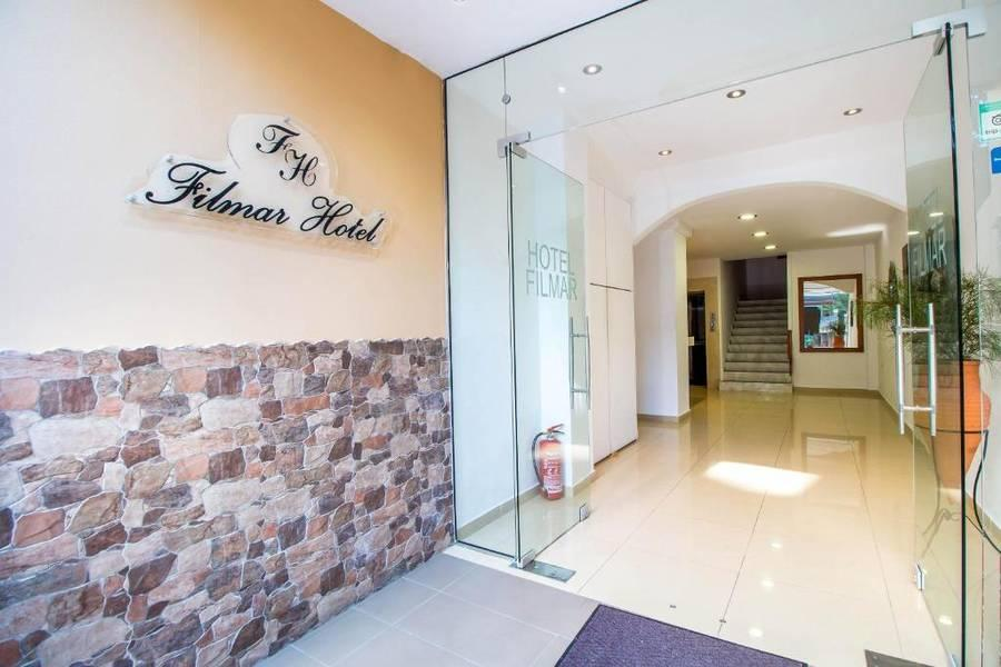 Holidays at Filmar Hotel in Ixia, Rhodes