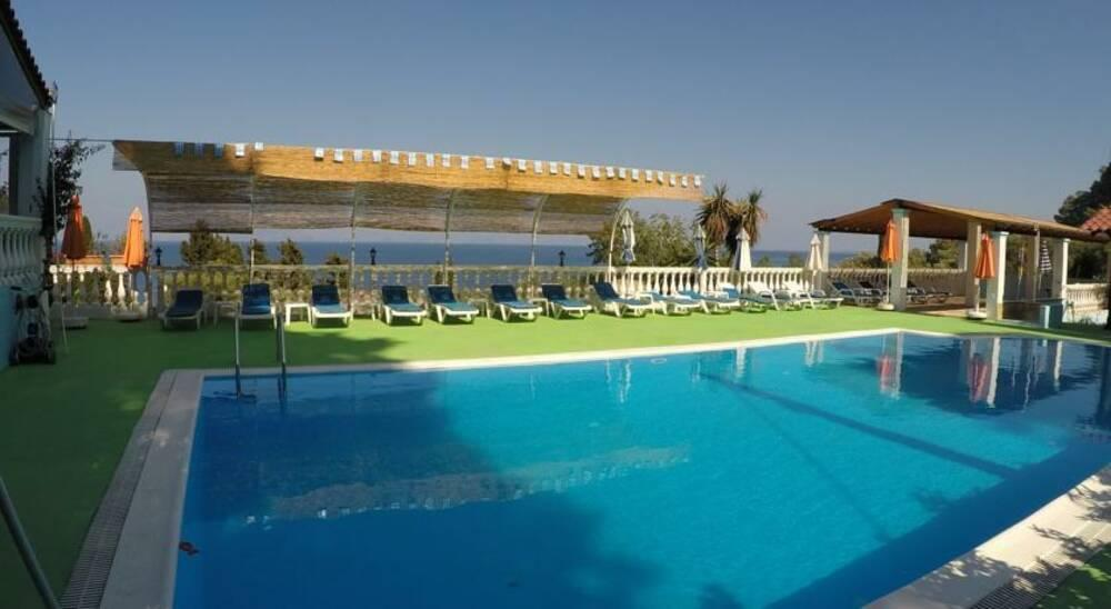 Holidays at Andromaches Holiday Apartments in Benitses, Corfu