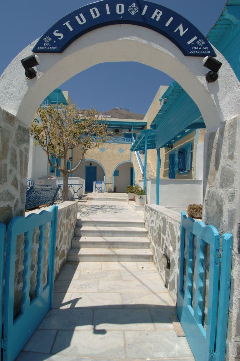 Holidays at Irini Studios in Perissa, Santorini