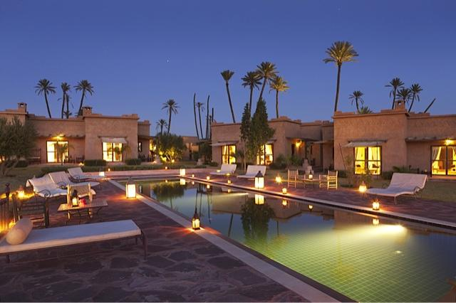 Holidays at Jnane Allia Hotel in Palm Groves, Marrakech