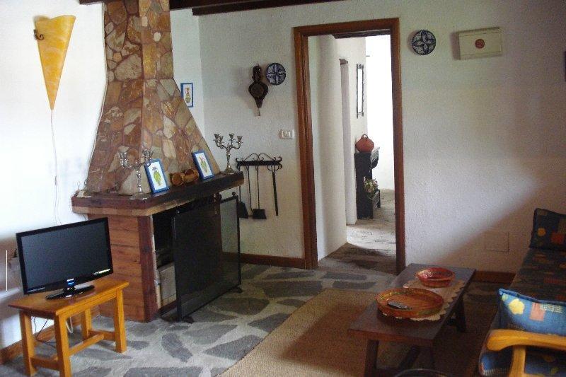 Holidays at Aborigen Bimbache Casa Rural in Valverde, El Hierro