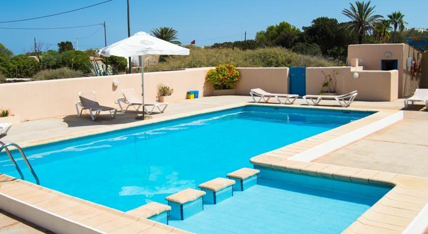 Holidays at Mayans Hostal in Formentera, Ibiza