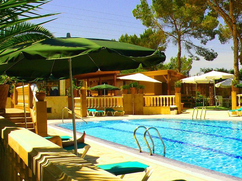 Holidays at Entrepinos Hotel in Formentera, Ibiza