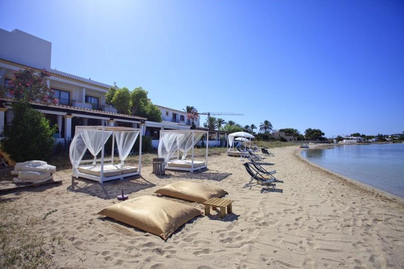 Holidays at La Savina Hostal in Formentera, Ibiza