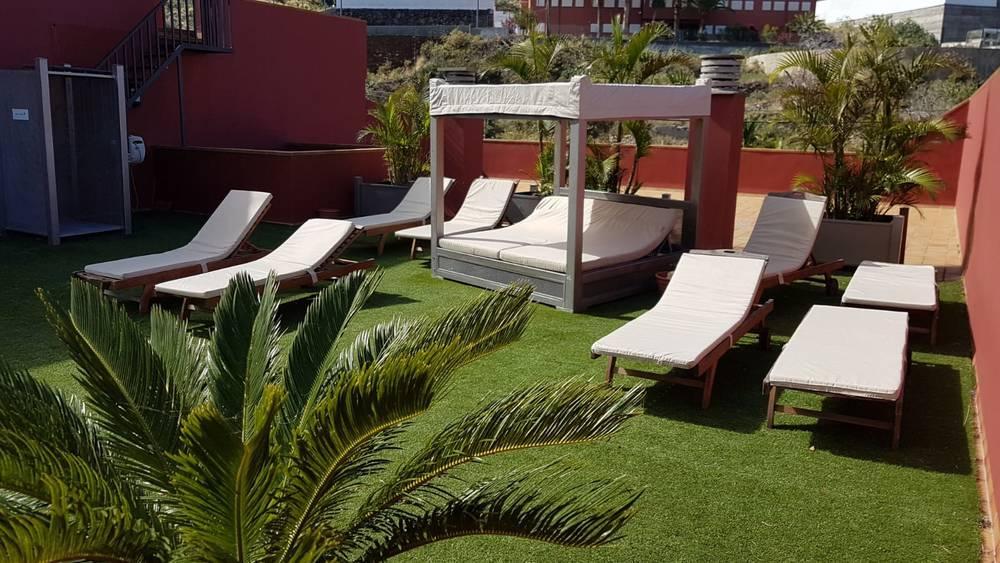 Holidays at El Galeon Hotel in Santa Cruz de La Palma, La Palma