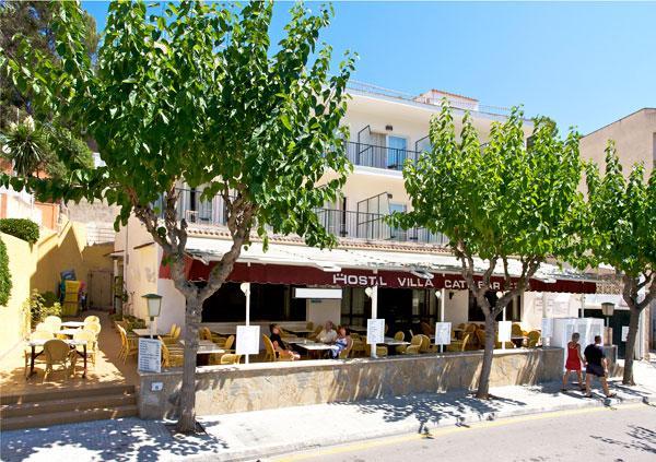Holidays at Villa Cati Hostal in Paguera, Majorca