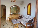 Living-room in Rosa Mar Apartments