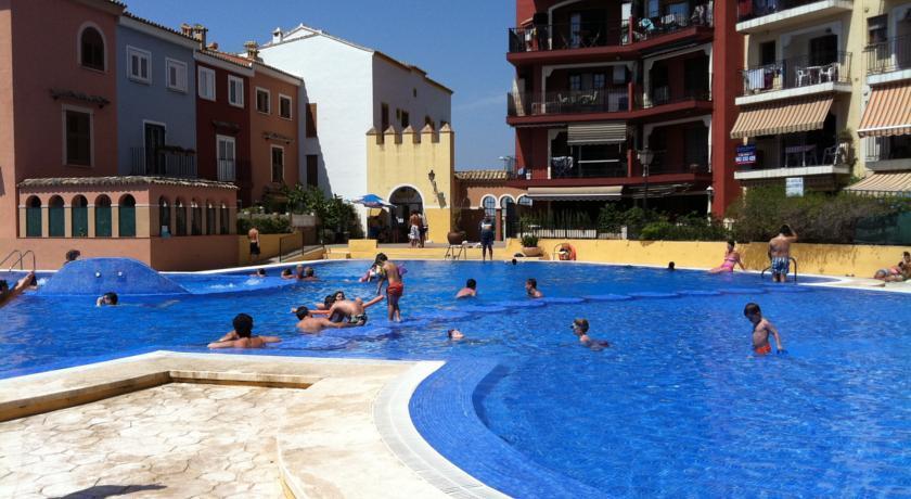 Holidays at Port Saplaya Apartments in Valencia, Costa del Azahar