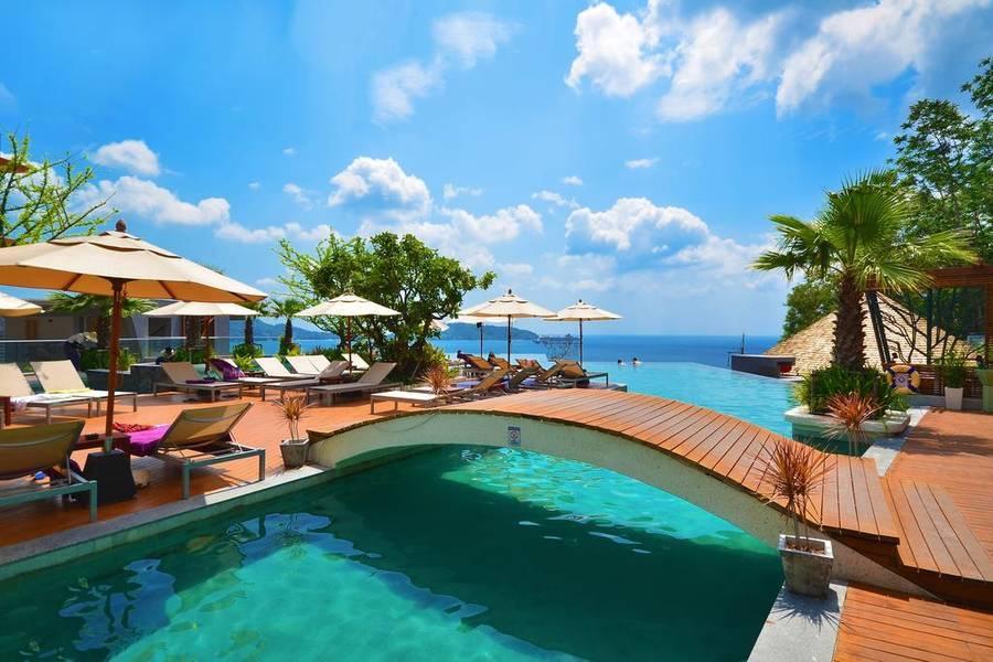 Holidays at Kalima Resort & Spa in Phuket Patong Beach, Phuket