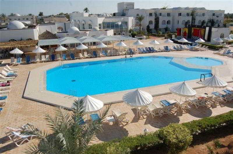 Holidays at Club Djerba Les Dunes Hotel in Djerba, Tunisia