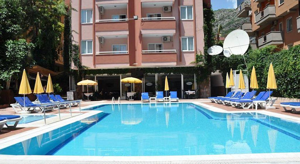 Holidays at Fun Point Hotel in Alanya, Antalya Region