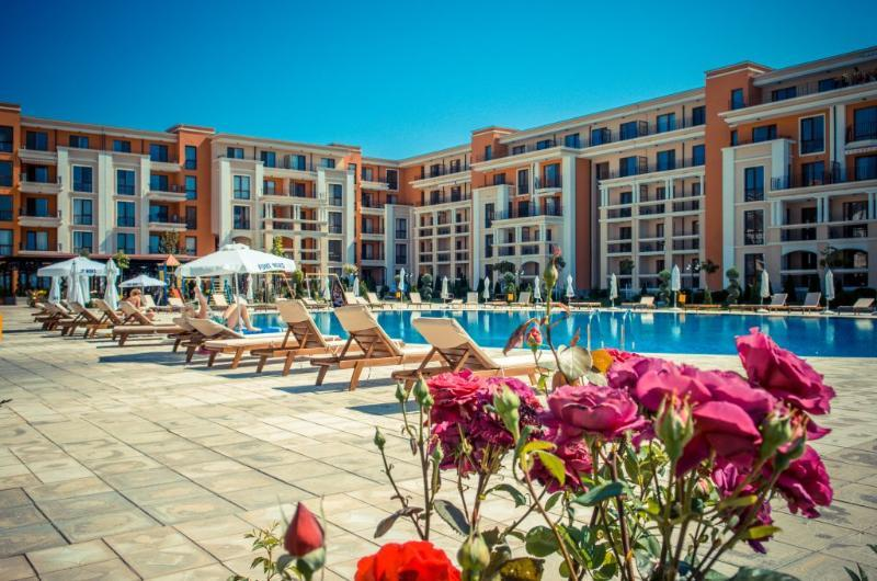 Holidays at Prestige Fort Beach Hotel in Sveti Vlas, Bulgaria