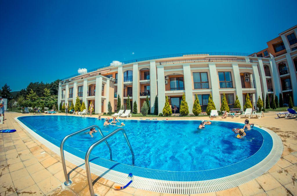 Holidays at Crown Fort Club Resort in Sveti Vlas, Bulgaria