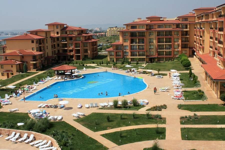 Holidays at Magic Dreams Resort in Sveti Vlas, Bulgaria