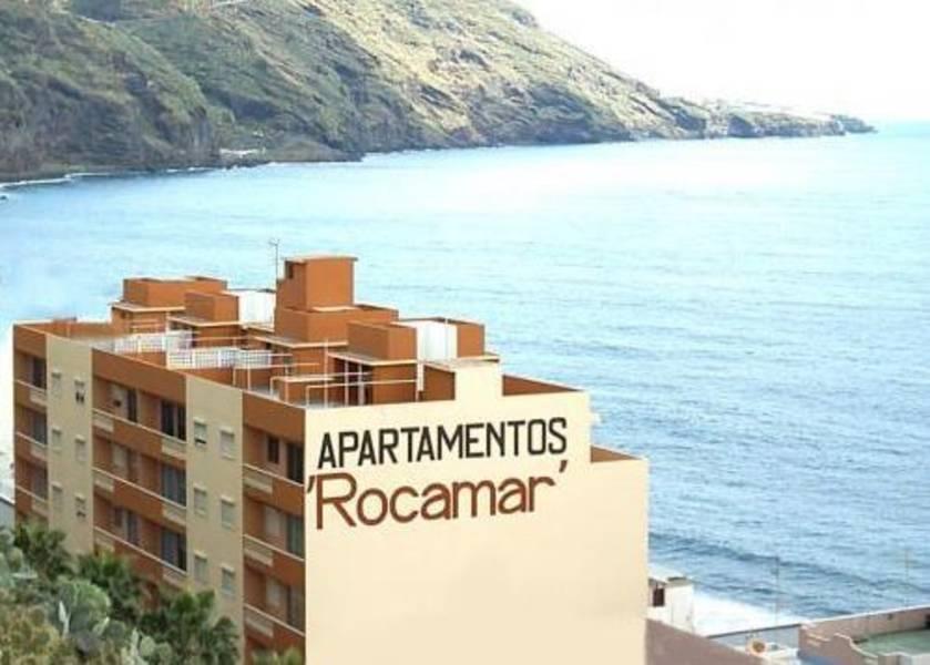 Holidays at Rocamar Apartments in Santa Cruz de La Palma, La Palma