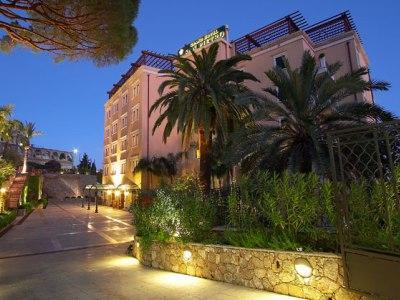 Holidays at Grand Hotel San Pietro in Taormina, Sicily