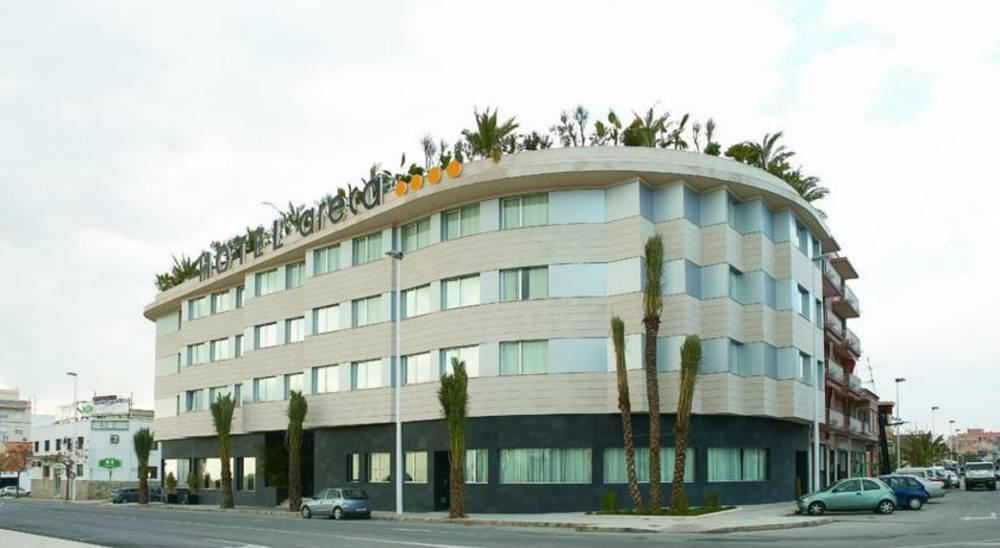 Holidays at Areca Hotel in Elche, Costa Blanca