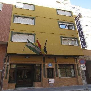Holidays at Zeus Hotel in Malaga, Costa del Sol