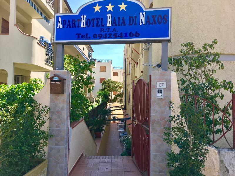 Holidays at Baia di Naxos Aparthotel in Giardini Naxos, Sicily