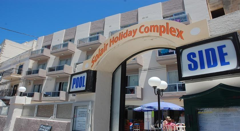 Holidays at Solair Holiday Complex in Bugibba, Malta