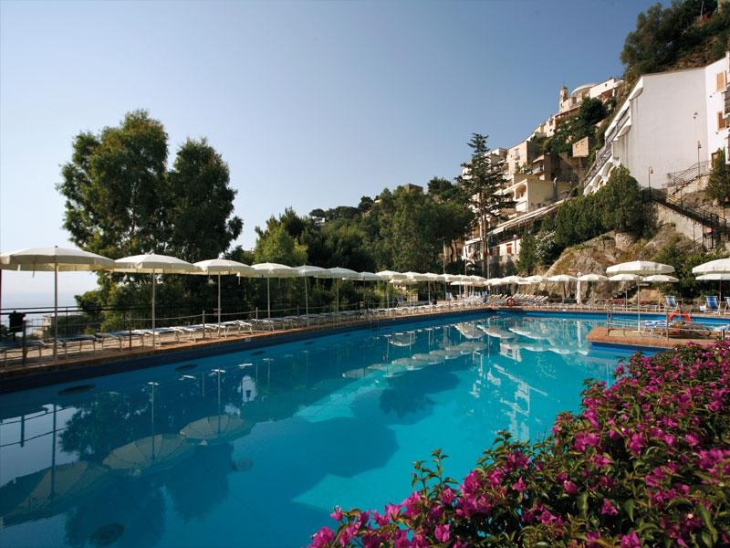 Holidays at Royal Hotel in Positano, Neapolitan Riviera