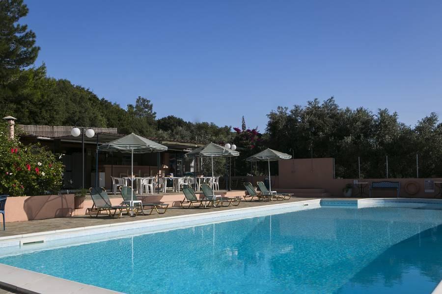 Holidays at Panorama Fanari Studios and Apartments in Argostoli, Kefalonia