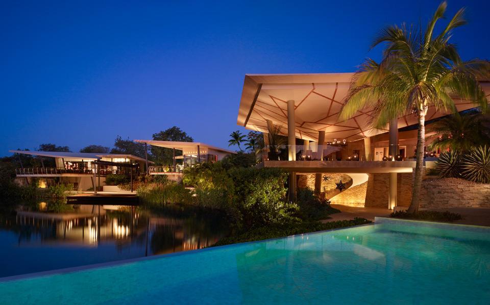 Holidays at Rosewood Mayakoba Resort in Riviera Maya, Mexico