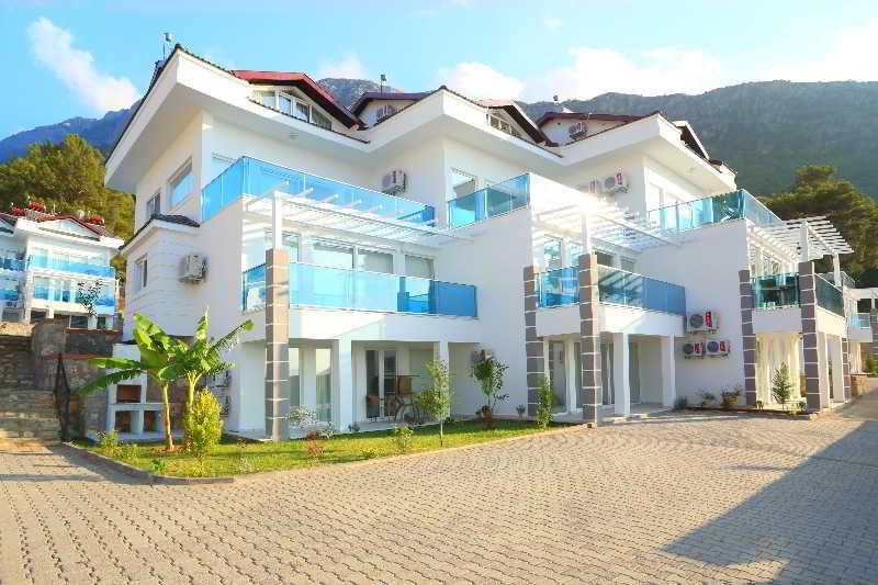 Holidays at Orka Royal Hills Apartments in Ovacik, Dalaman Region