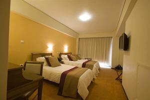 Holidays at Golden Sun Hotel in Glyfada Athens, Greece